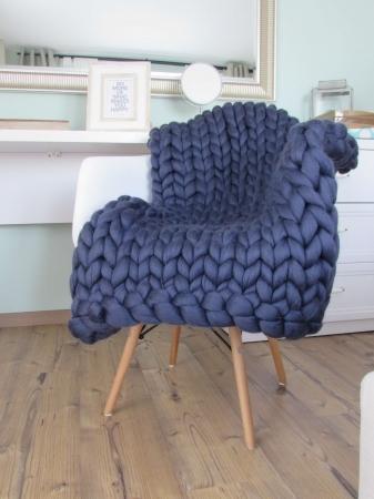 Patura fire gigant lana Merino 200x250 cm0