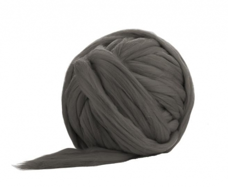 Patura fire gigant lana Merino 120x120 cm [2]