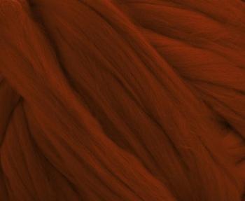 Fire Gigant lana Merino Rust1