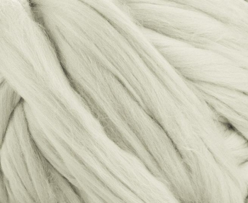 Fir gigant lana merino Superfine Natural White1