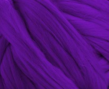Fir gigant lana merino Violet1