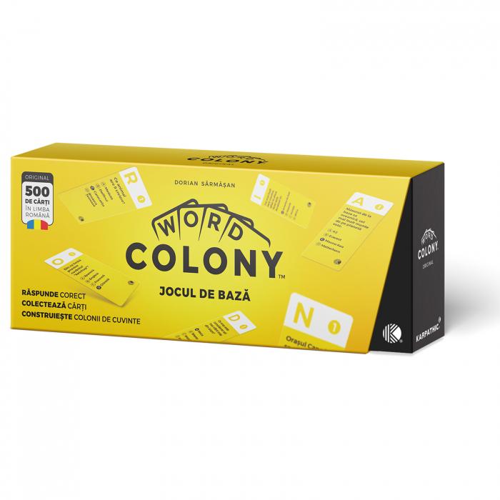 Word Colony Jocul de Bază, Ediția Original în limba română, 2-4 jucători [0]
