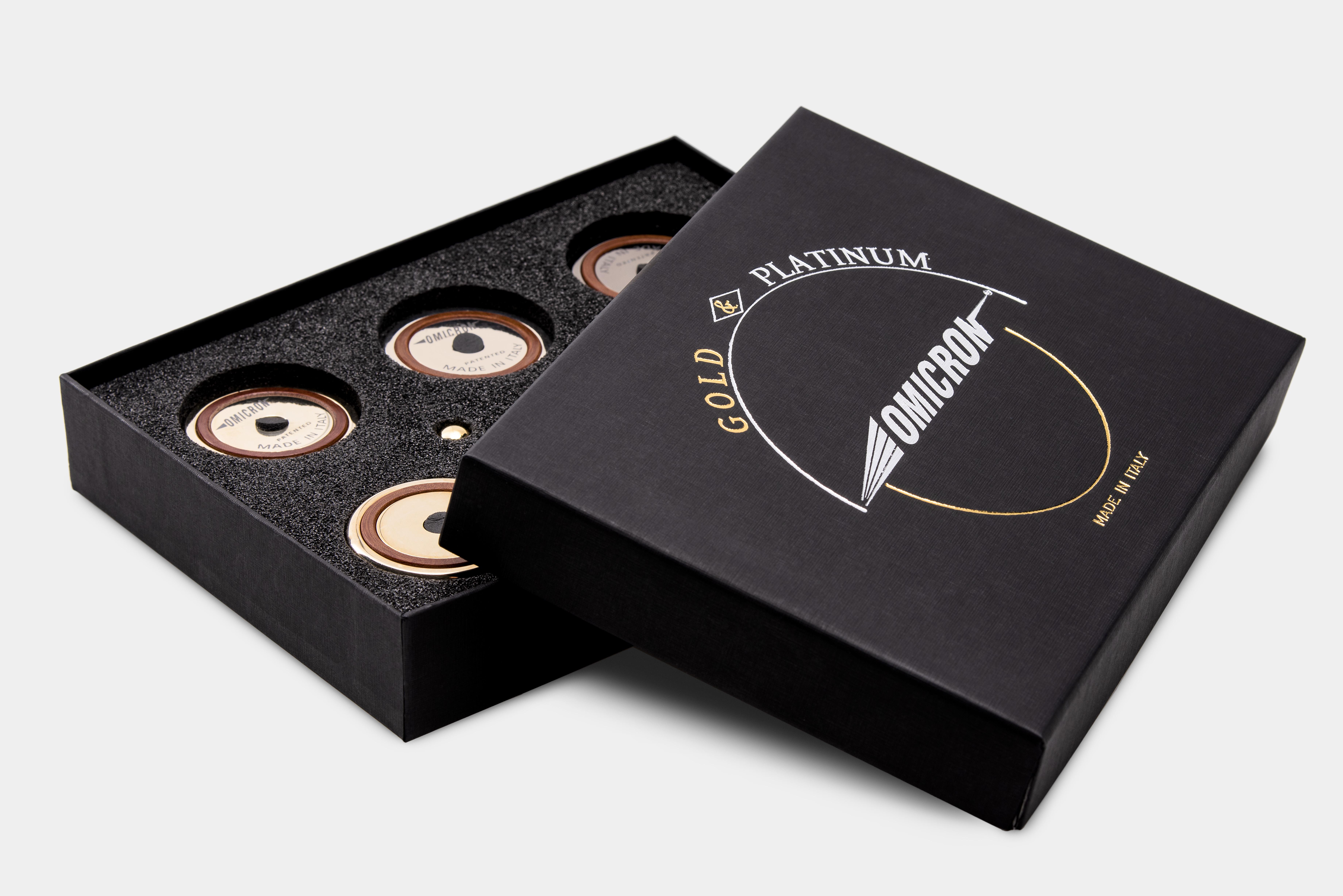 Picioare decuplare Omicron Magic Dream Classic Gold & Platinum 2