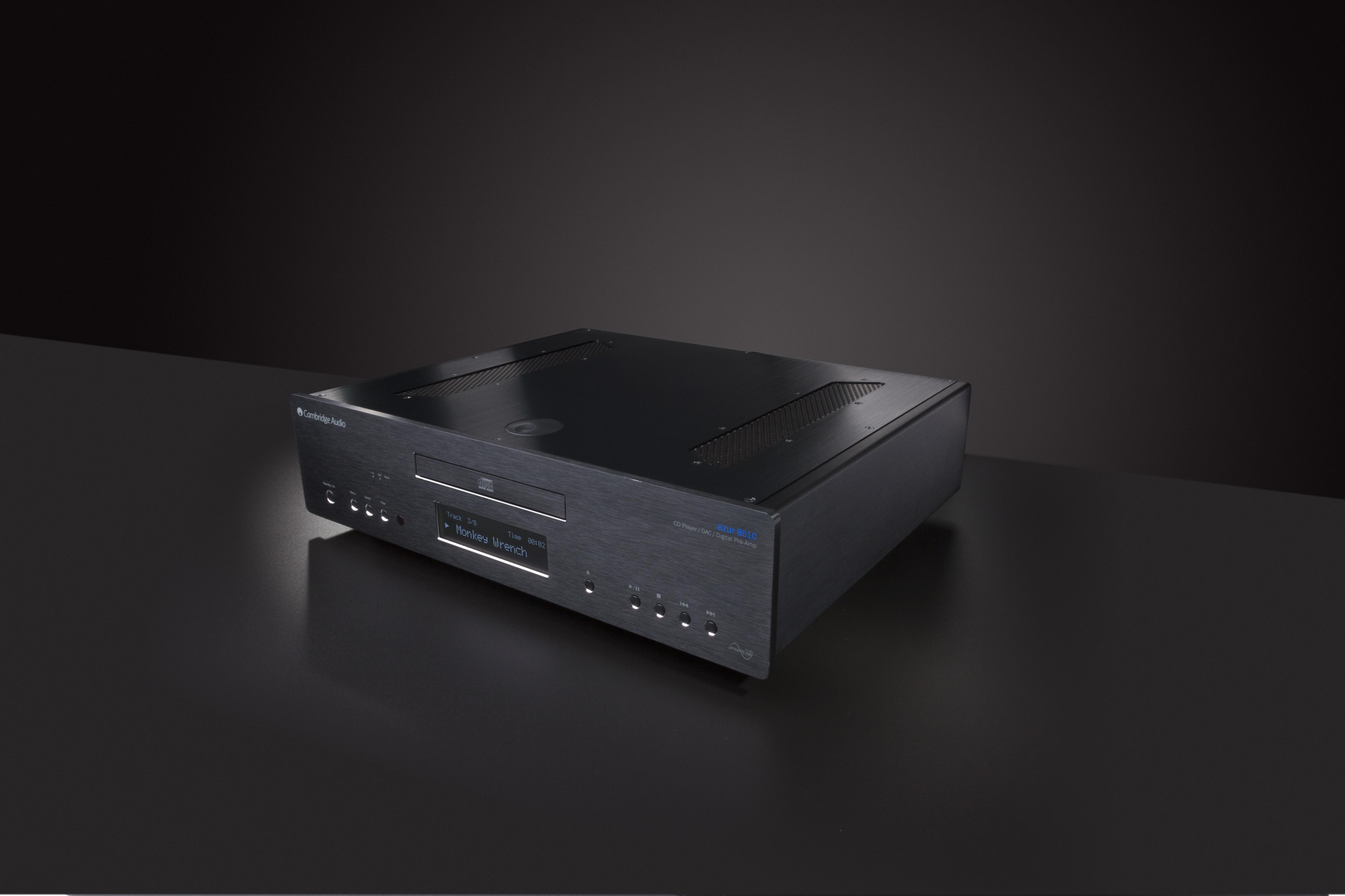 CD Player Cambridge Audio Azur 851C 1