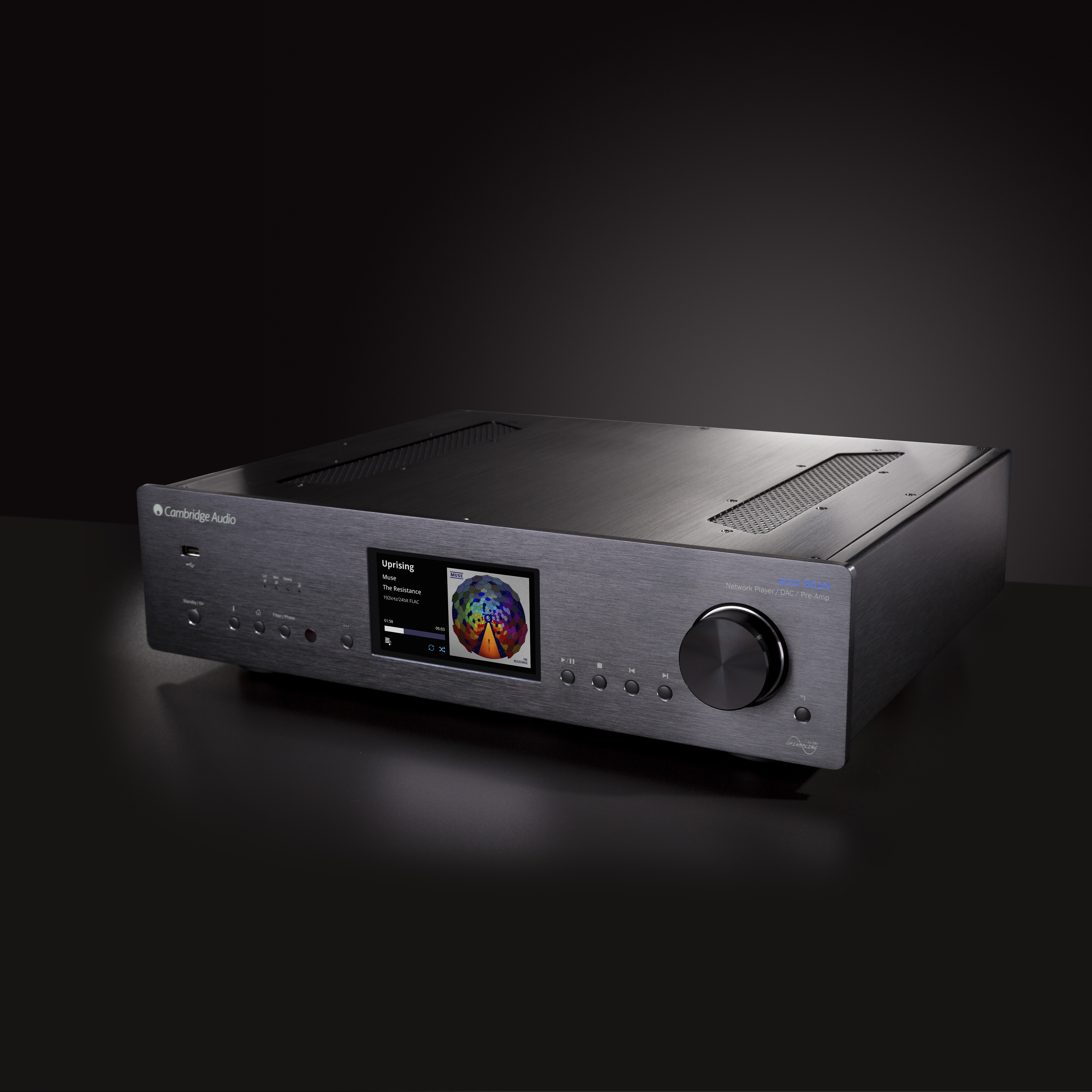 Streamer Cambridge Audio Azur 851N 2