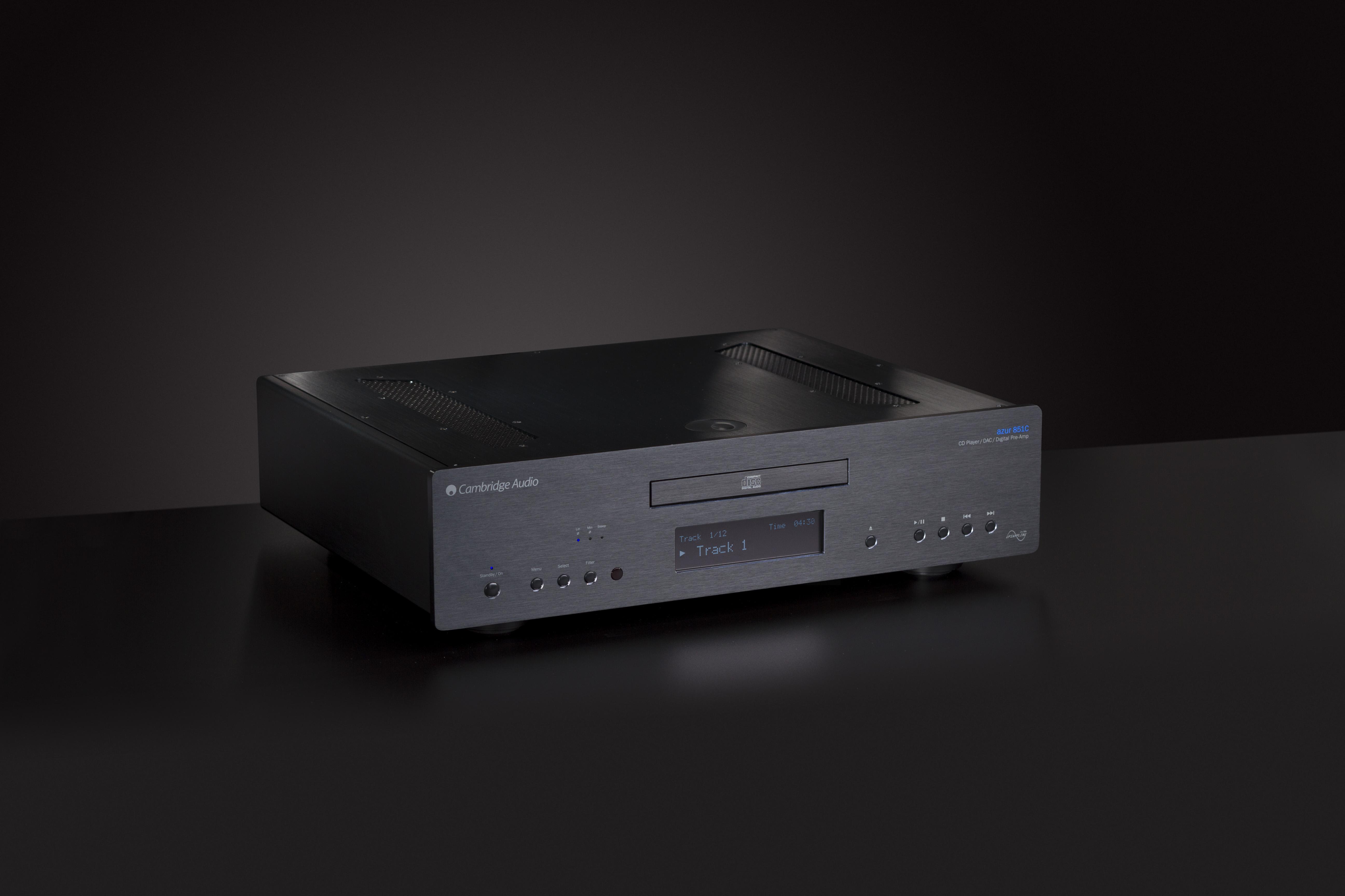 CD Player Cambridge Audio Azur 851C 2