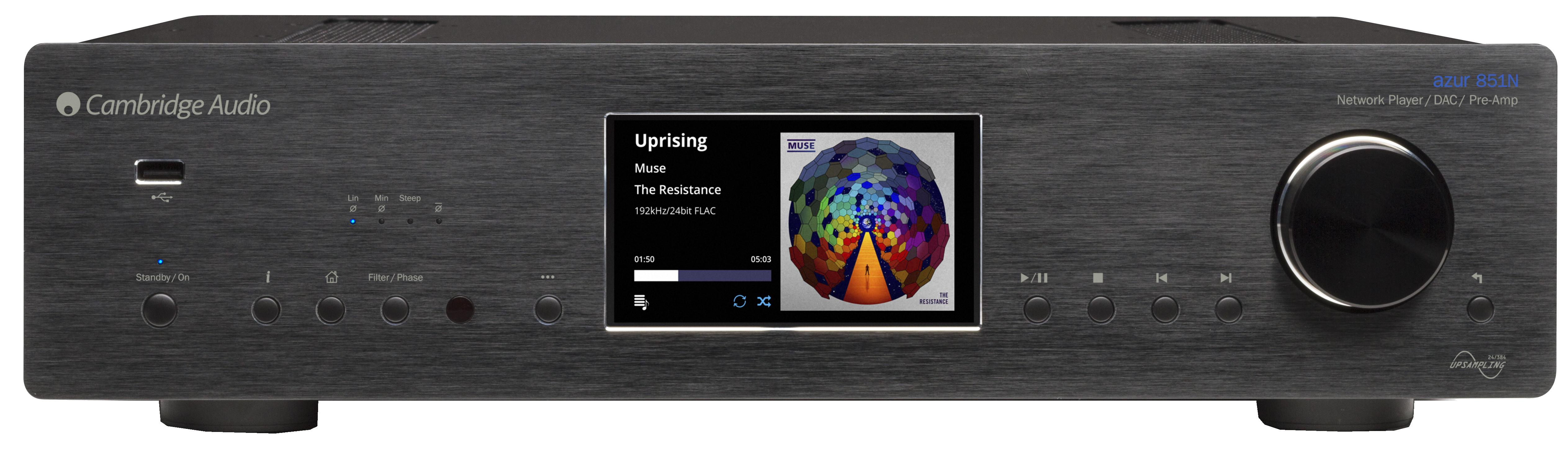 Streamer Cambridge Audio Azur 851N