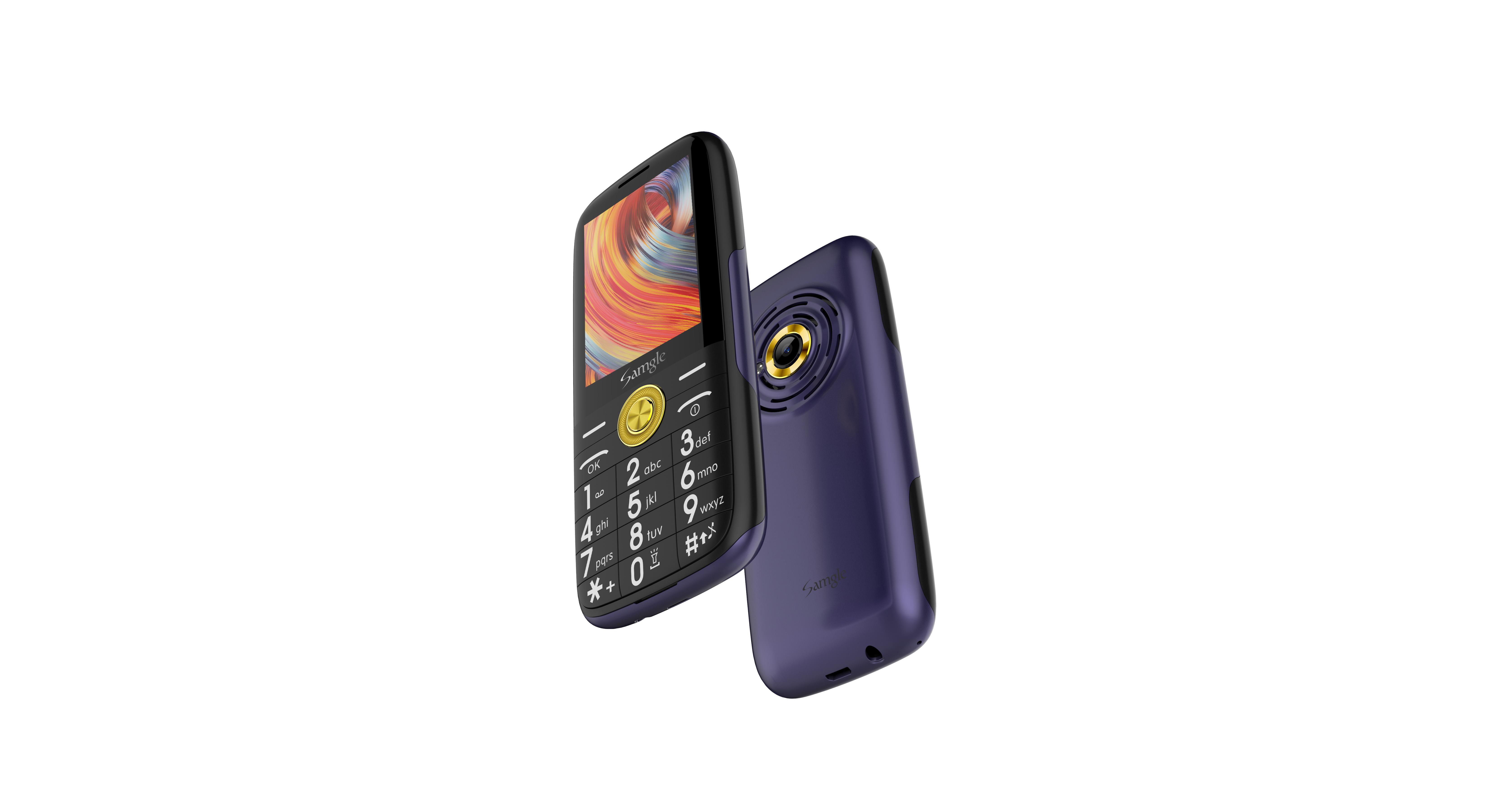 Telefon mobil Samgle Captain 3G, QVGA 2.4 inch, Bluetooth, Digi 3G, Camera, Slot Card, Radio FM, Internet, Dual SIM15