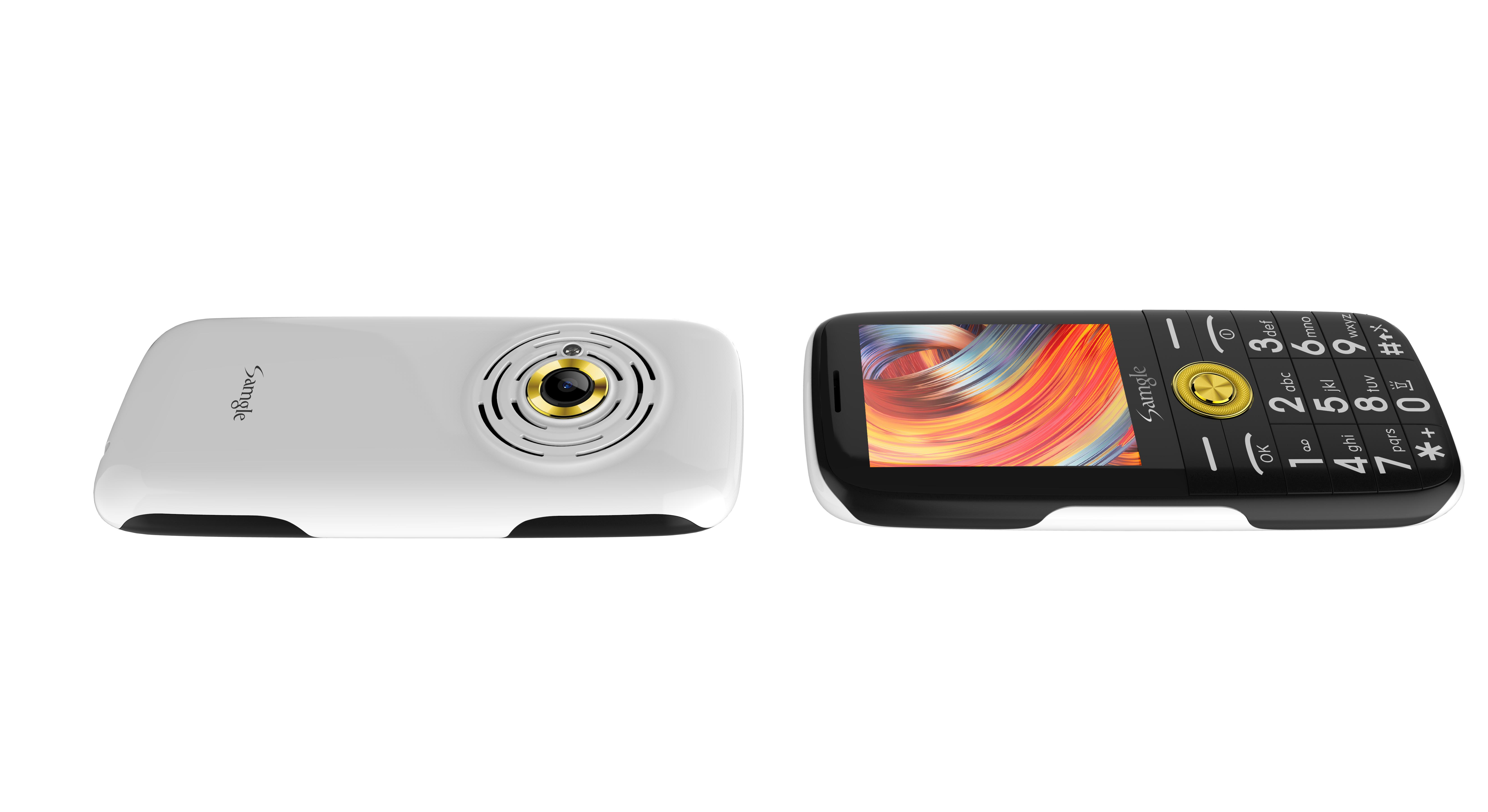 Telefon mobil Samgle Captain 3G, QVGA 2.4 inch, Bluetooth, Digi 3G, Camera, Slot Card, Radio FM, Internet, Dual SIM11