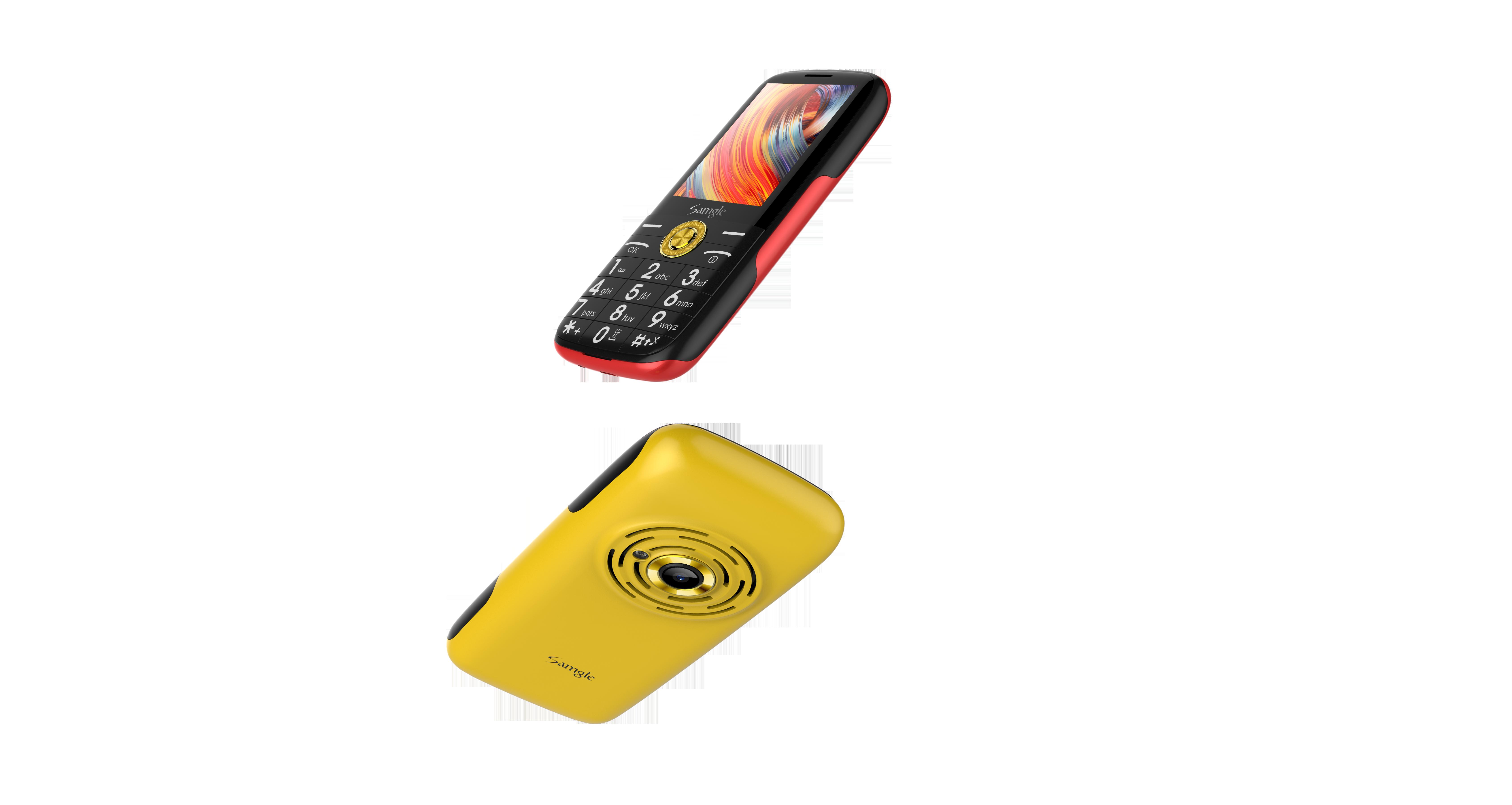 Telefon mobil Samgle Captain 3G, QVGA 2.4 inch, Bluetooth, Digi 3G, Camera, Slot Card, Radio FM, Internet, Dual SIM18