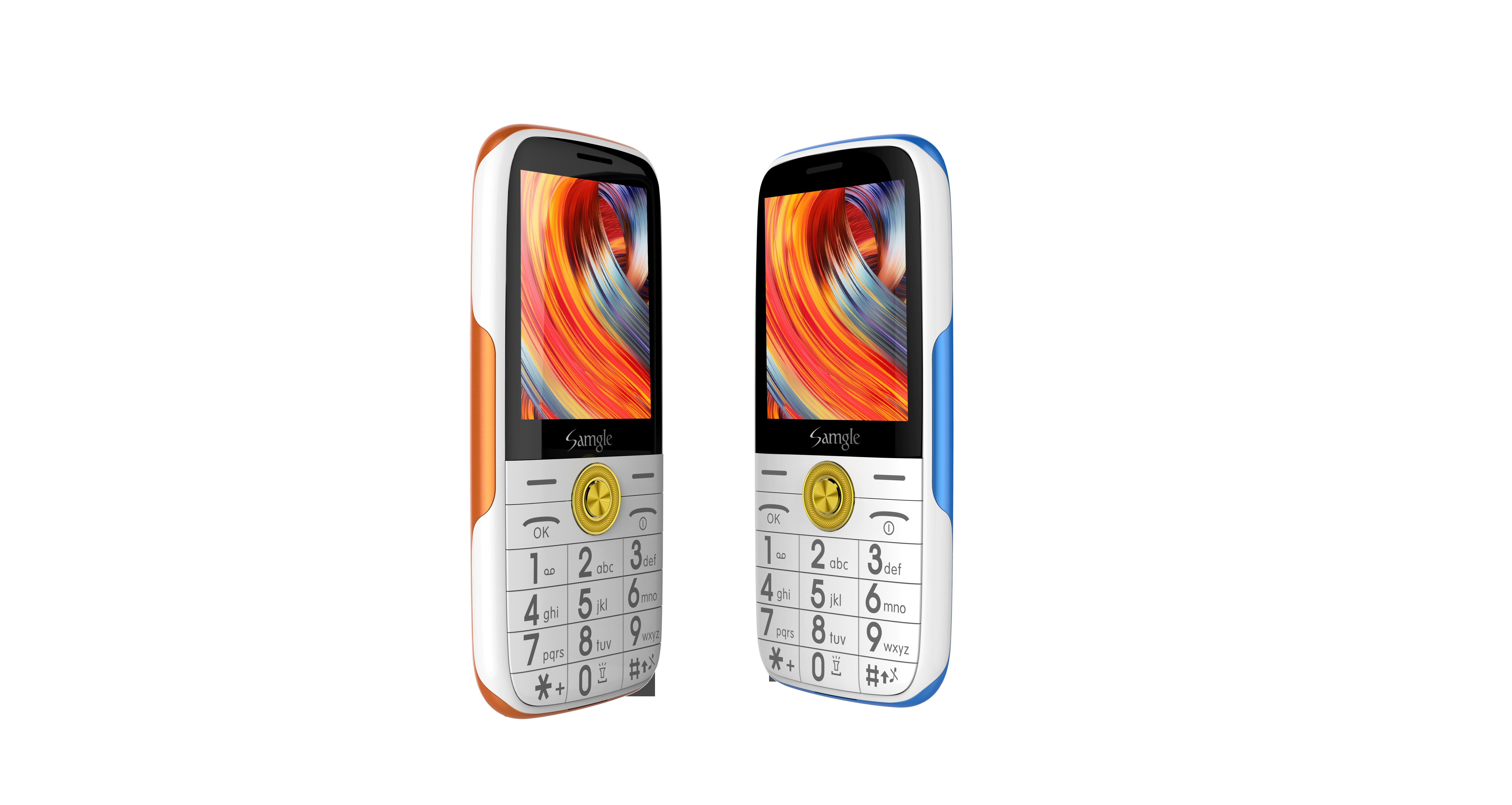 Telefon mobil Samgle Captain 3G, QVGA 2.4 inch, Bluetooth, Digi 3G, Camera, Slot Card, Radio FM, Internet, Dual SIM21