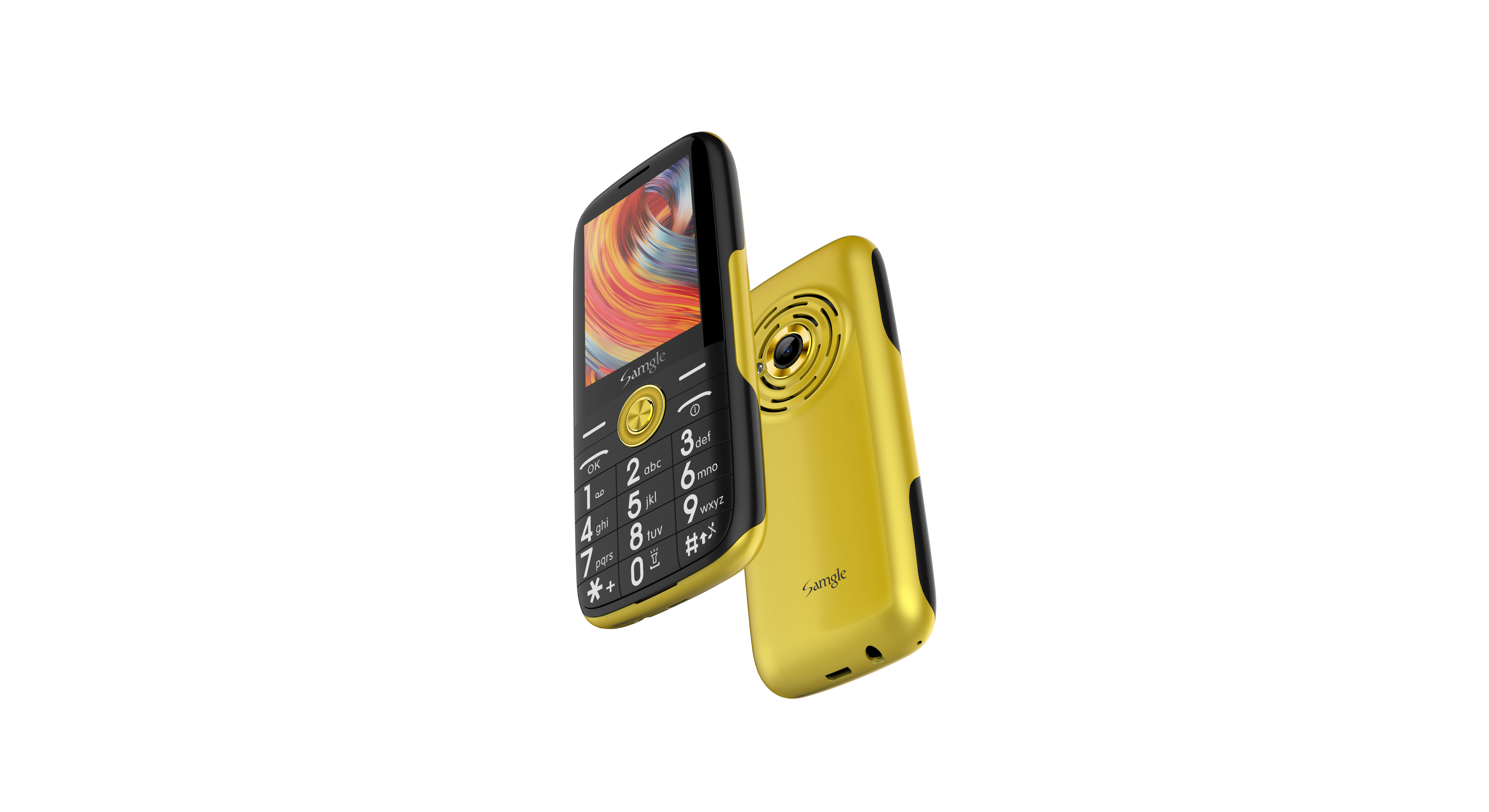 Telefon mobil Samgle Captain 3G, QVGA 2.4 inch, Bluetooth, Digi 3G, Camera, Slot Card, Radio FM, Internet, Dual SIM17