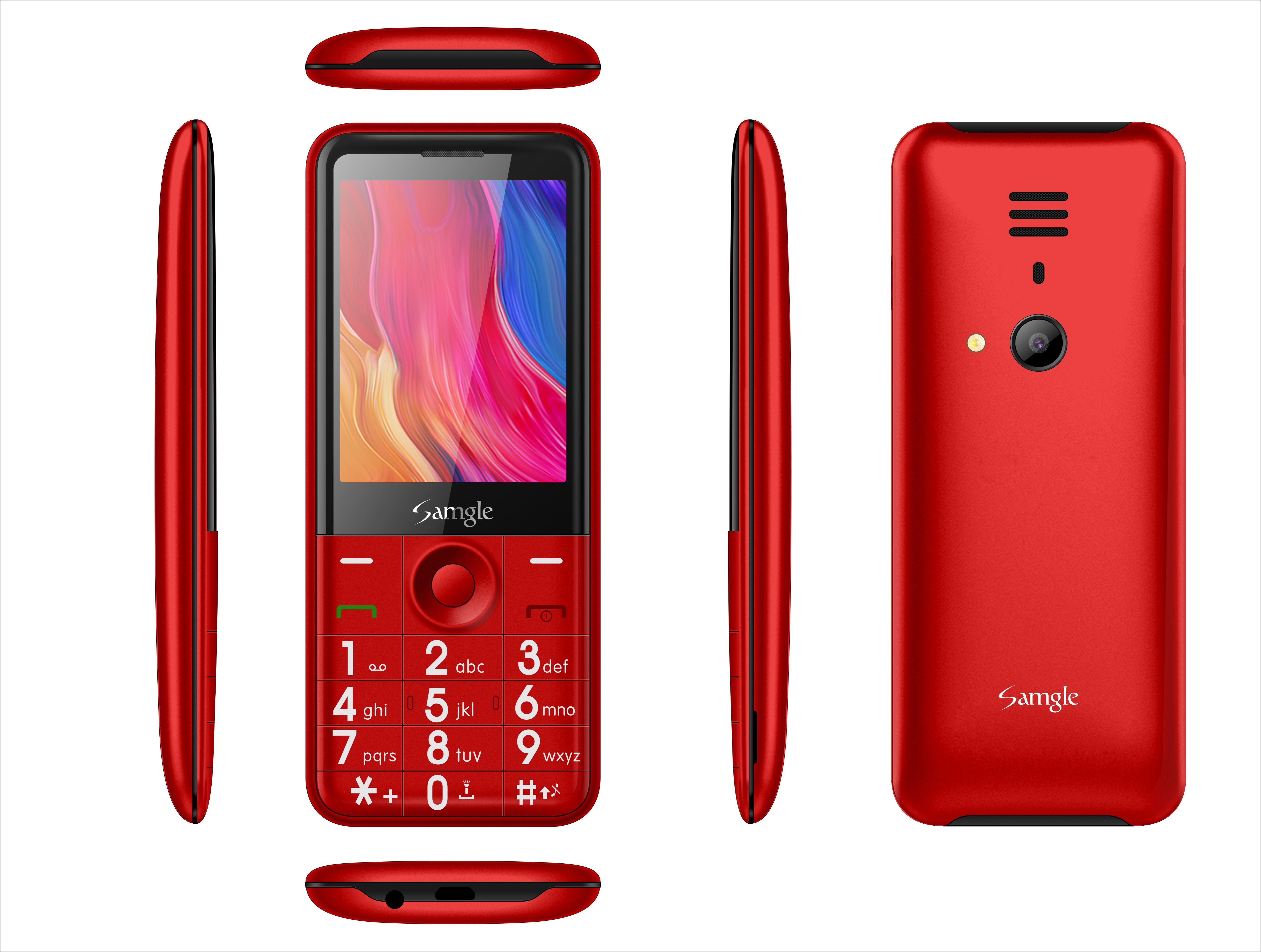 Telefon mobil Samgle Flash 3G, Ecran 2.8 inch, Bluetooth, Digi 3G, Camera, Slot Card, Radio FM, Internet, DualSim2