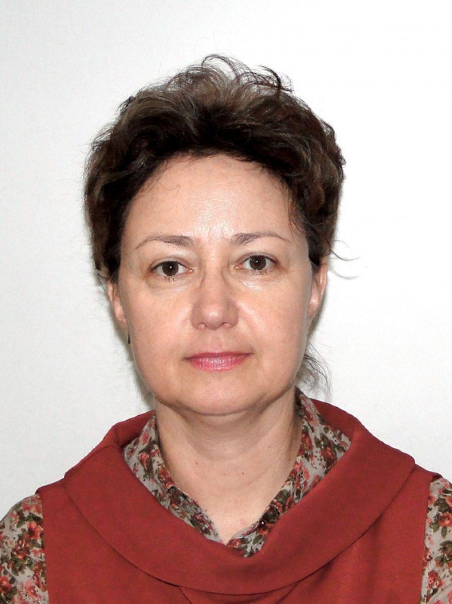 Silvia Lucia Cristea
