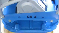 CR 3 Hd - latime de lucru variabilă