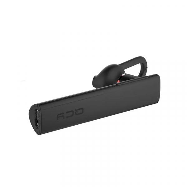 Casca Bluetooth QCY A3, 32Ω, Microfon, Bluetooth v5.0, 55mAh, Negru [1]