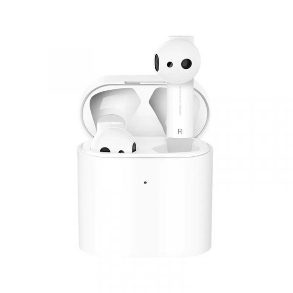 Casti wireless TWS Xiaomi Airdots Pro 2, 100dB, Recodare HD, Reducere zgomot, Bluetooth 5, USB Type-C 0