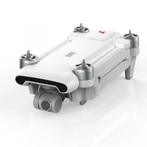 Set drona Xiaomi FIMI X8 SE 2020 cu 2 baterii, Camera 4K, 12MP Sony CMOS, Gimbal pe 3 axe, GPS, 35 min timp zbor, 2x 4500mAh, Alb 3