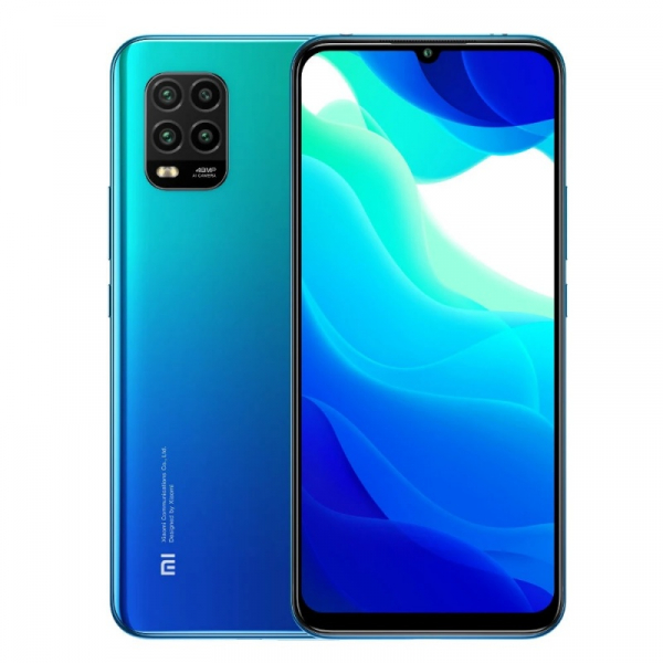 Telefon mobil Xiaomi Mi 10 Lite 6/128 Global Albastru 0