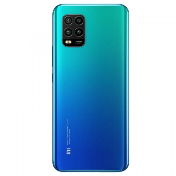 Telefon mobil Xiaomi Mi 10 Lite 6/128 Global Albastru [2]