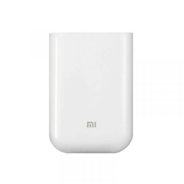 "Imprimanta foto termica portabila Xiaomi Pocket Photo Printer, Hartie sticker de 3"", AR Foto,Conexiune multipla, Bluetooth v5.0, Alb 1"