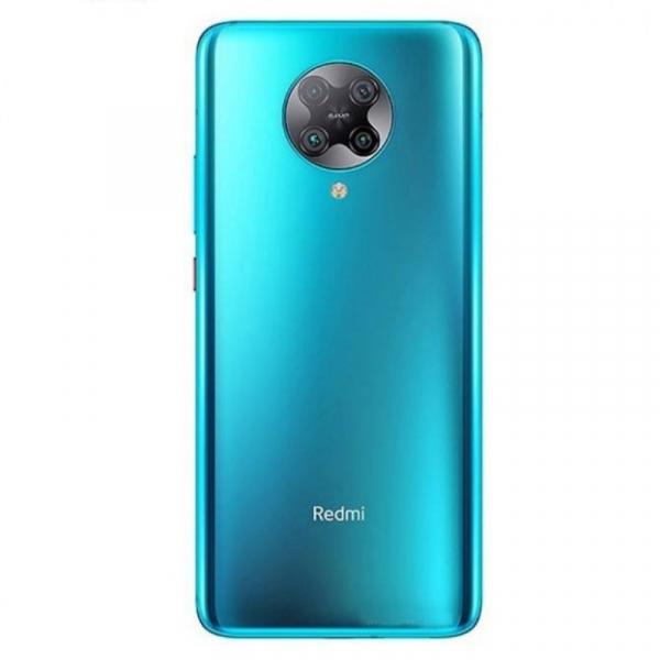 Telefon mobil Xiaomi Redmi K30 Pro, 5G, AMOLED 6.67inch, 6GB RAM, 128GB ROM, Android 10, Snapdragon865 OctaCore, Dual SIM, 4700mAh, Albastru 2