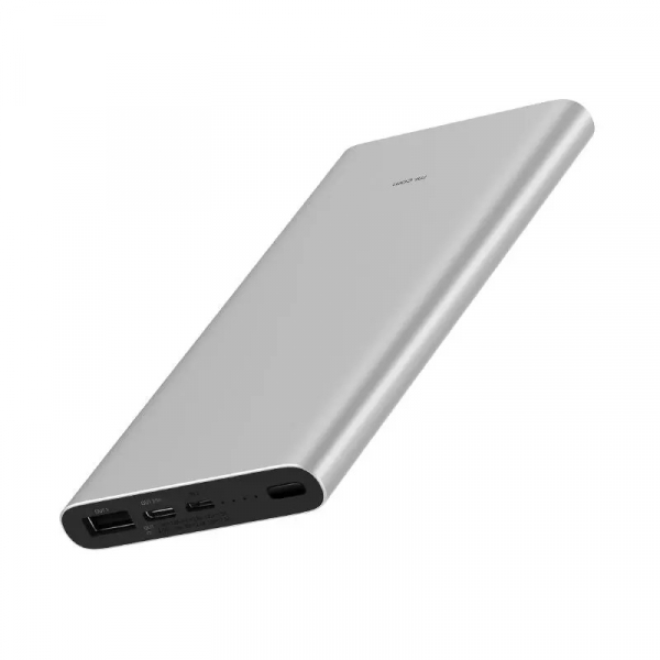 Acumulator extern Xiaomi Mi Power Bank 3 silver 1