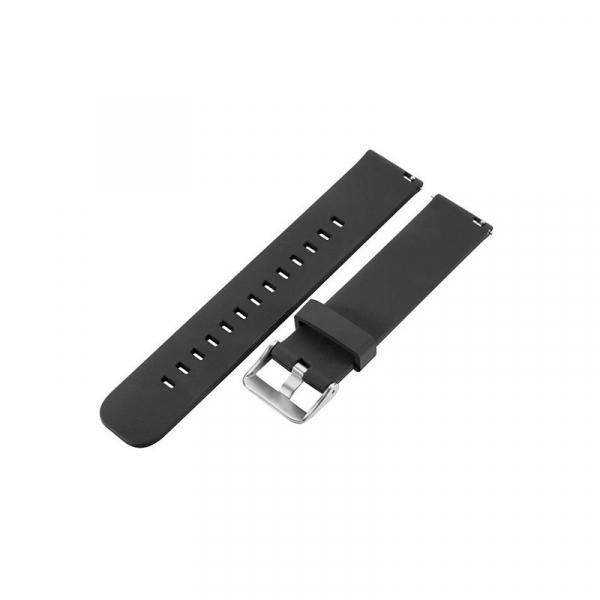 Bratara din silicon pentru smartwatch Xiaomi AmazFit 1, AmazFit 2 [5]