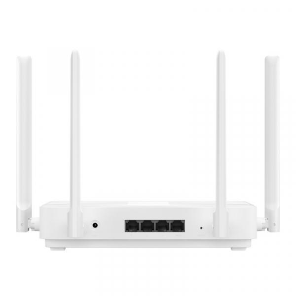 Router Wi-Fi Xiaomi Mi Router AX1800 Global, Wi-Fi 6, 5Ghz, Dual Band, 256MB RAM, WPA3, Qualcomm A53, 5 Core, OFDMA, MU-MIMO, 2 antene 2