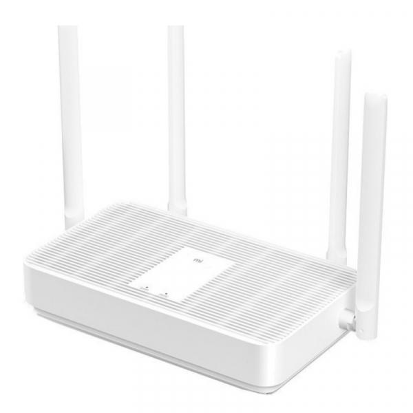 Router Wi-Fi Xiaomi Mi Router AX1800 Global, Wi-Fi 6, 5Ghz, Dual Band, 256MB RAM, WPA3, Qualcomm A53, 5 Core, OFDMA, MU-MIMO, 2 antene 1