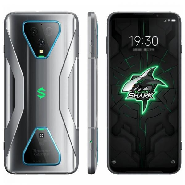 Telefon mobil Xiaomi Black Shark 3 8/128 Gri 3