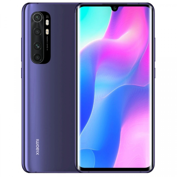 Telefon mobil Xiaomi Mi Note 10 Lite 6/128 Mov 0