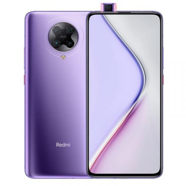 Telefon mobil Xiaomi Redmi K30 Pro, 5G, AMOLED 6.67inch, 8GB RAM, 128GB ROM, Android 10, Snapdragon865 OctaCore, Dual SIM, 4700mAh, Mov 0