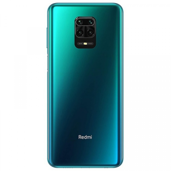 Telefon mobil Xiaomi Redmi Note 9S, 4G, IPS 6.67inch, 4GB RAM, 64GB ROM, Android 10, Snapdragon 720G OctaCore, 5020mAh, Global, Verde 2