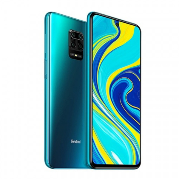 Telefon mobil Xiaomi Redmi Note 9S, 4G, IPS 6.67inch, 4GB RAM, 64GB ROM, Android 10, Snapdragon 720G OctaCore, 5020mAh, Global, Verde 3