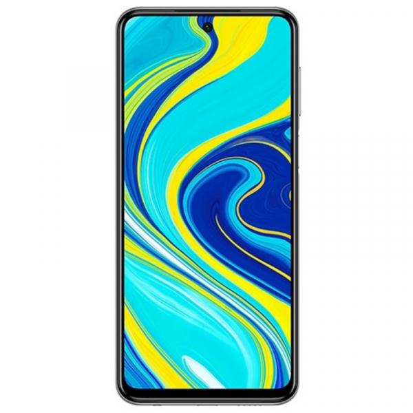 Telefon mobil Xiaomi Redmi Note 9S, 4G, IPS 6.67inch, 4GB RAM, 64GB ROM, Android 10, Snapdragon 720G OctaCore, 5020mAh, Global, Alb 1