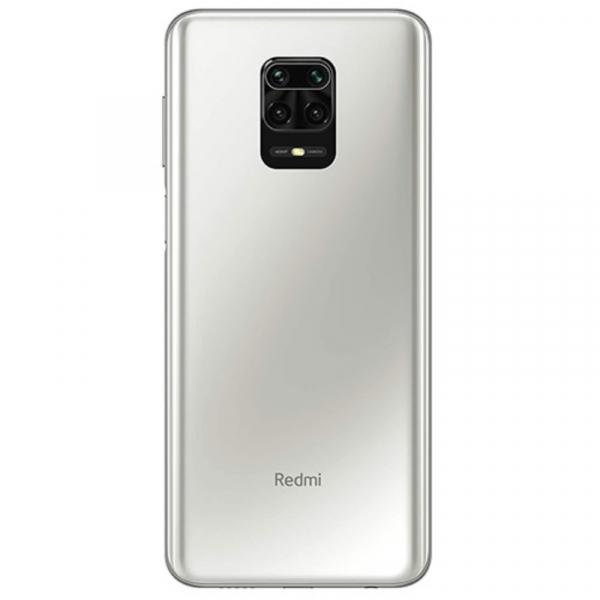 Telefon mobil Xiaomi Redmi Note 9S, 4G, IPS 6.67inch, 4GB RAM, 64GB ROM, Android 10, Snapdragon 720G OctaCore, 5020mAh, Global, Alb 2