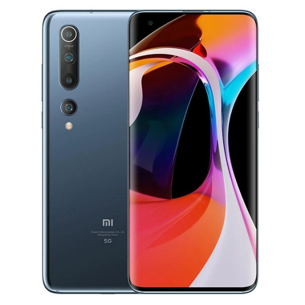 Telefon mobil Xiaomi Mi 10, 5G, 8K, AMOLED 6.67inch, 8GB RAM, 256GB ROM, Snapdragon 865, 4780mAh, Negru 0