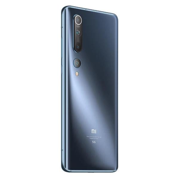 Telefon mobil Xiaomi Mi 10, 5G, 8K, AMOLED 6.67inch, 8GB RAM, 256GB ROM, Snapdragon 865, 4780mAh, Negru 3