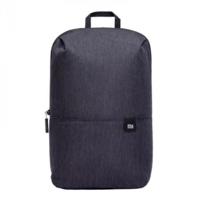 Rucsac Xiaomi Mini Backpack, 7 litri, Rezistent la apa si la uzura, Catarama ajustabila Nx Lite, Buzunar frontal [0]