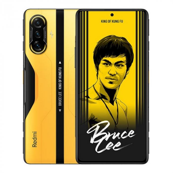 Telefon mobil Xiaomi Redmi K40 Game Edition Bruce Lee Special Edition 12/256 [0]