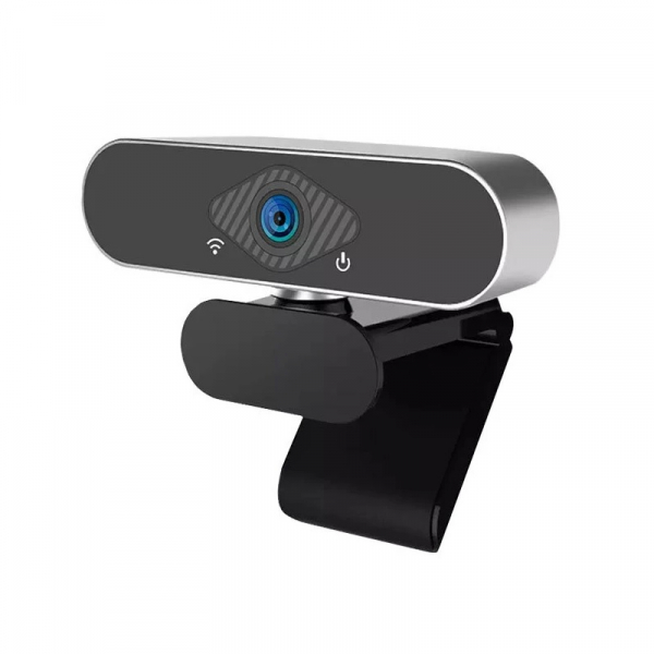 Camera Web FHD Xiaomi Xiaovv USB IP Camera cu microfon si tripod, 2MP,Unghi larg 150°,Auto focus, Recunoastere faciala, Alimentare USB 1