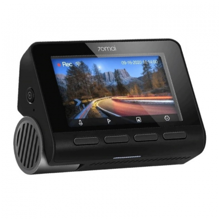 Camera auto DVR Xiaomi 70MAI A800S, 4K,Sony IMX415, Filmare 140°, Super Night Vision, ADAS, GPS, Monitorizare parcare, Slot memorie, 500mAh0