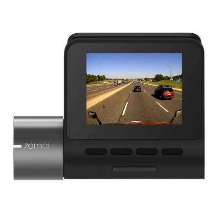 "Pachet camera autoDVR Xiaomi 70MAI A500S Dash Cam Pro Plus cu camera spate RC06,2.7K 1944p, IPS 2.0"", 140 FOV, ADAS, GPS, Night Vision [2]"