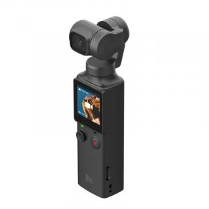 Camera video de buzunar Xiaomi FIMI PALM Gimbal Camera, 4K, Stabilizator pe 3 axe, Touchscreen 1.22inch, Wi-Fi, Bluetooth, 1000mAh, Negru0
