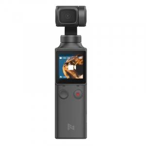 Camera video de buzunar Xiaomi FIMI PALM Gimbal Camera, 4K, Stabilizator pe 3 axe, Touchscreen 1.22inch, Wi-Fi, Bluetooth, 1000mAh, Negru1