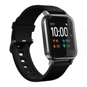 Smartwatch Xiaomi Haylou LS02 Negru [0]