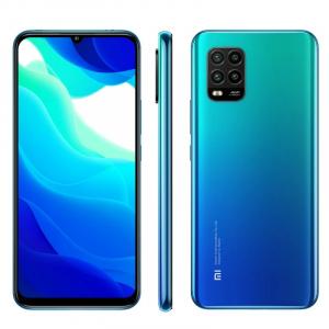 """Telefon mobil Xiaomi Mi 10 Lite, 5G, AMOLED 6.57"""", 6GB RAM, 128GB ROM, Snapdragon 765G OctaCore, 4160mAh, Dual SIM, Global, Albastru3"""