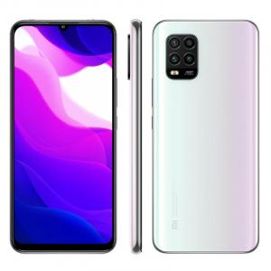 "Telefon mobil Xiaomi Mi 10 Lite, 5G, AMOLED 6.57"", 6GB RAM, 128GB ROM, Snapdragon 765G OctaCore, 4160mAh, Dual SIM, Global, Alb3"