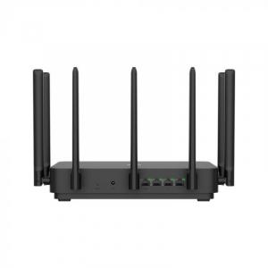Router Wi-Fi Xiaomi Mi AIoT AC2350, Qualcomm QCA9563, 2.4G/5G, LAN 1000M, OpenWRT, Global, Negru1